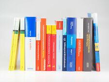 BWL Buch Sammlung 14 Stück Wirtschaftsinformatik IT Buchführung Logistik; K93 42