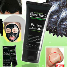 New Cleansing Purifying Blackhead Remover Deep Peel Acne Black Mud Face Mask