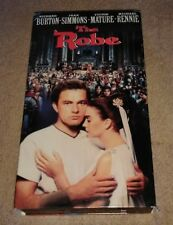 The Robe Vhs Richard Burton Jean Simmons Victor Mature 1953 Tested Classic Epic