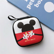 Cartoon Coin Purse Storage Bag Pouch For Apple AirPods Charger Earphone Case