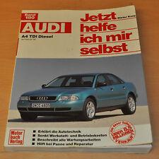 AUDI A4 A 4 TDI Diesel ab Februar 1995 Reparaturanleitung JHIMS 180