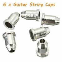 "chrome temperament 1 / 4 ""string ferrules telecaster gitarre string kappen"