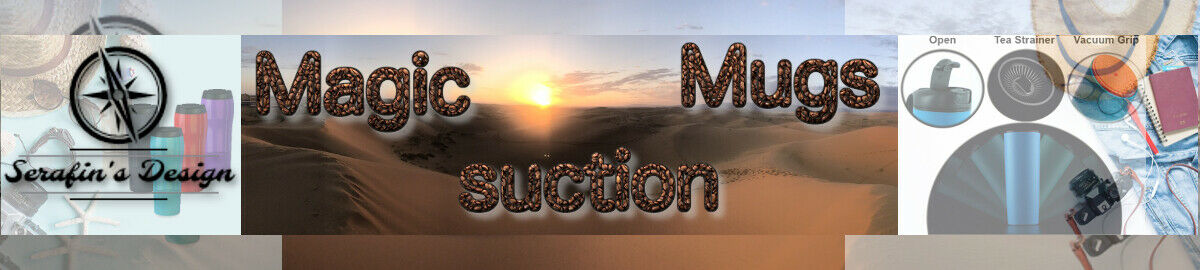 Magic suction Mugs