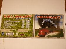 Volldampf ?? Trainpotting - CD - German Dub Psy Trance