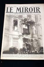 GUERRE 14-18-WW1-LE MIROIR N°269 BERLIN KAISER