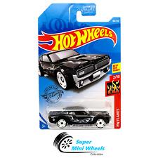 Hot Wheels '69 Mercury Cougar (Black) HW Flames 2/10 2020 A Case #164