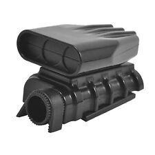 Black Mock Intake/Blower Set Car/Truck part by RPM RPM73412