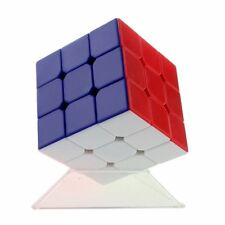 Rubik's Speed Cube Stickerless Puzzle Brain Game Kids Toy Gift Ultra Magic Rubix