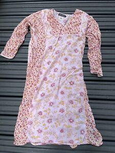 Antik Batik Dress / Kaftan / Beach Coverup