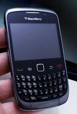 BlackBerry 9300 Curve (Unlocked) 3G Smartphone Excellent  Condition  Sim free