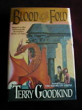 TERRY GOODKIND - BLOOD OF THE FOLD - BOOK CLUB EDITION