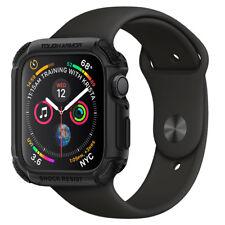 Apple Watch Estuche Serie 6 5 4 SE 44mm Spigen ® [Tough Armor] Cubierta Doble Capa Funda