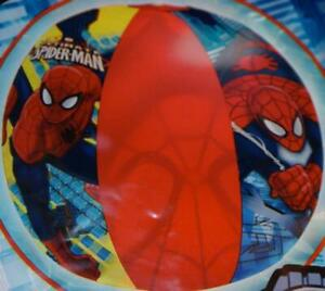 MARVEL ULTIMATE SPIDER-MAN Beach Ball (two poses) - NEW!