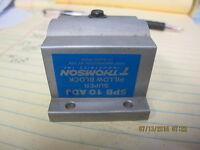 Non-Preloaded.750 Bore Thomson FNYBUPB12AL FluoroNyliner Closed Pillow Block Bushed Bearing