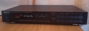 Kenwood Quartz Synthesizer AM-FM Stereo Tuner KT-2010L - Power Tested Only