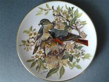 Plates/Spoons Garden Bird Collectables