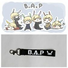 New KPOP B.A.P BAP Matoki Lanyard Key Chain ID Card Cellphone Holder Lanyard