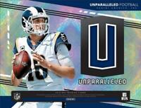 2019 Panini Unparalleled NFL Football Trading Cards Pick From List 1-150