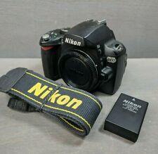 Nikon D60 10.2MP Digital SLR Camera Body