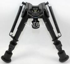 "NEW! 6"" - 9"" Harris Style Bipod for Hunting Shooting Air Rifle Gun UK"