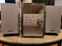Panasonic CD Stereo System Model SC-PM19/SC-PM193