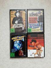 DVD Western Collection Sammlung 4 Filme Klassiker Nostalgie Selten!!!