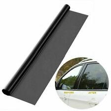 Protector solar de coche Láminas Papel tintado negro Película ventana de coche