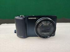 Samsung Galaxy Camera EK-GC120 16.0MP Digital Camera Black/Dark Navy *AS IS* NM