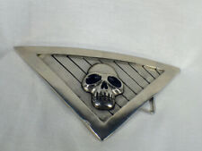 The Phantom, Skull Belt Buckle, Metal, Signed, Numbered, Limited Edition