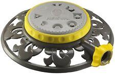 New listing Nelson Eight-Pattern Spray Head Stationary Sprinkler Metal Base