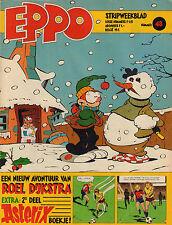 STRIPWEEKBLAD EPPO 1978 nr. 48 - MINI-BOEKJE ASTERIX 2 / POSTER ASTERIX