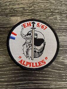 Patch Armee De L'air Alpilles Escadron D'helicopteres 5/67