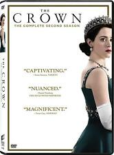 The Crown -Season 2 -Claire Foy, Matt Smith BRAND NEW AND SEALED UK REGION 2 DVD