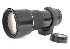 [Exc++++] Nikon Ai Nikkor ED IF 300mm F/4.5 MF Telephoto Lens F Mount from Japan