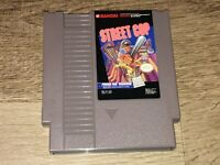 Street Cop Nintendo Nes Cleaned & Tested Authentic