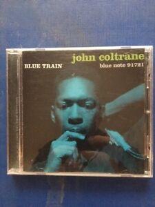 JOHN COLTRANE. BLUE TRAIN