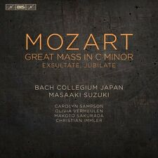 Mozart / Bach Colleg - Mozart: Great Mass in C Minor [New SACD]