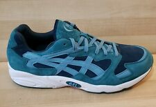 Mens ASICS Tiger Gel DIABLO size 13 Athletic Shoes Retro Classic Blue Sneakers