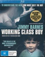 Jimmy Barnes Working Class Boy Blu-ray NEW Region B