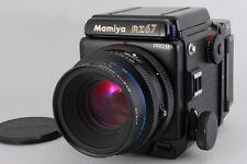 【C Normal】 Mamiya RZ67 Pro II Medium Format w/SEKOR Z 110mm f/2.8 W Lens #2488