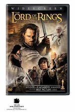The Lord of the Rings: The Return of the King (Dvd, 2004, 2-Disc, Widescreen)New
