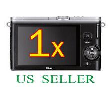 1x Clear LCD Screen Protector Guard Cover Film For Nikon 1 J3 Digital Camera