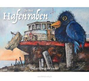 """OLE WEST - """"Hafenraben"""" - Der immerwährende Geburtstagskalender """""""