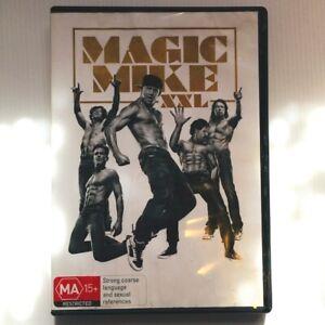 Magic Mike XXL DVD Region 4 Pal