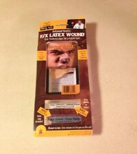 New Reel FX Wolf Nose Kit Painted Prosthetic Adhesive And Blood