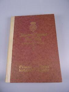 Regimentsgeschichte Graf Bose Inf. Rgt. 31, komplett und sehr schön erhalten