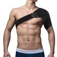 Yosoo Shoulder Wrap Support Brace Strap Neoprene Compression Bandage Adjustable