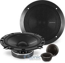 "ROCKFORD FOSGATE PRIME 160W 6.5"" Component Car Stereo Speaker System | R165-S"