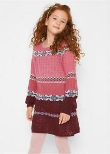 GIRLS BPC COLLECTION KNIT JUMPER DRESS AGE 8 - 9 YEARS BNEW