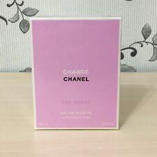 Chanel Chance Eau Tendre Eau de Toilette 100 ml NEW & SEALED 3.4 fl. oz. Spray